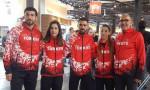 Milli Atletler, yarı maratonlar için Kiev ve Safakes'te