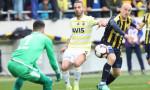 Ankaragücü 1 - 1 Fenerbahçe