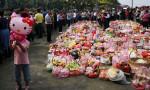 Çin'de Ölüler Bayramı'nda rekor seyahat