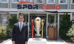 Şampiyonluk kupası İstanbul'a geliyor