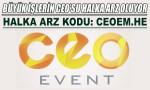 CEO Event'ın borsadan satış yöntemiyle halka arzı bugün başlıyor