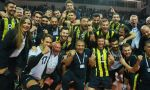 Voleybolda şampiyon Fenerbahçe