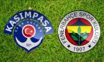 Kasımpaşa-Fenerbahçe... 11'ler belli oldu