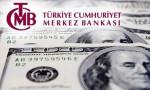 Merkez'in brüt döviz rezervleri 700 milyon dolar azaldı