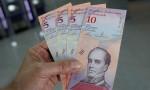 Venezuela parasındaki sıfırlar yeniden arttı