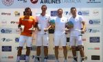 Antalya Open'da şampiyon Erlich-Sitak çifti