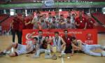 Basketbolda U18 Erkekler Türkiye Şampiyonu Galatasaray oldu