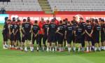 Şenol Güneş: 4 futbolcu Fransa maçında yok