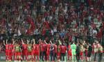 TFF'den Konya'ya teşekkür