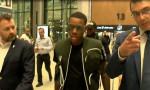 Rodrigues Fenerbahçe'ye imza için geldi