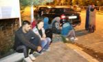 Erzurum'da deprem paniği