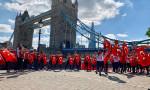 İstanbul ve Londra'da eşzamanlı 15 Temmuz anması