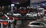 Avrupa'da otomobil satışlarında sert düşüş