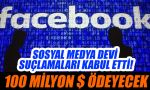 SEC Facebook'u suçladı: 100 milyon dolar ödeyecek