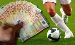 Son 5 yılın transfer gelirleri 187 milyon dolar oldu