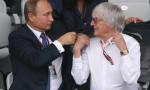 Ecclestone: Biri Putin'i vurmak istese önünde dururdum