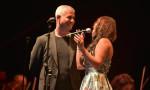Dünyaca ünlü tenor, Nez ile düet yaptı