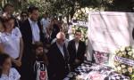 BJK Onursal Başkanı Süleyman Seba kabri başında anıldı