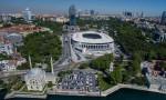 UEFA, Süper kupa finali öncesi İstanbul ve Vodafone Park'ı tanıttı