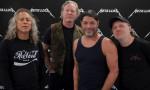 Metallica'dan çocuk hastanesine 250 bin euro bağış