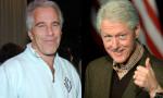 Epstein'in evinde kadın elbiseli Bill Clinton tablosu