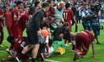Liverpool, sahaya atlayan taraftar için UEFA'ya şikayette bulundu