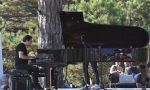 Fazıl Say Kaz Dağları için konser verdi