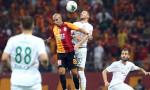 Galatasaray'a son dakikada soğuk duş: Galatasaray 1-1 Konyaspor