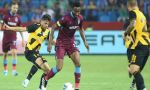 Trabzonspor; AEK'yı eledi, gruplara kaldı