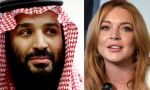 Lindsay Lohan ile Prens Selman aşk mı yaşıyor?