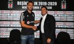Victor Ruiz Torre Beşiktaş'a 3 yıllık imza attı