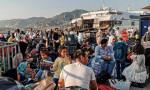 Yunan adalarındaki sığınmacı sayısında rekor