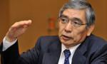 Kuroda: BoJ'un parasal genişleme için hala alanı var