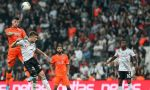 Beşiktaş evinde Başakşehir'le 1-1 berabere kaldı