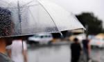 Meteoroloji yağmur uyarısı yaptı