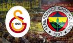 Fenerbahçe, Galatasaray'a konuk oluyor
