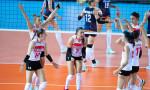 A Milli Kadın Voleybol Takımı yarı finalde