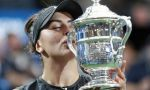 ABD Açık'ta Andreescu tarih yazdı!