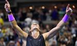 ABD Açık'ın şampiyonu Rafael Nadal