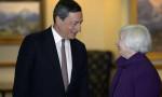 Yellen ve Draghi'den uyarı geldi