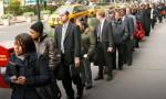 ABD'de işsizlik maaşı başvuruları beklenenden fazla düştü
