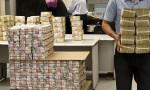 MB brüt döviz rezervlerinde 2.4 milyar dolarlık artış
