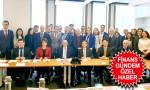 Kazakistan'da 480 milyon dolarlık proje: İmzayı Alarko CEO'su attı