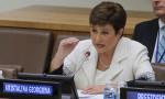 IMF Başkanı Georgieva: Kovid-19 salgını benzeri görülmemiş bir kriz