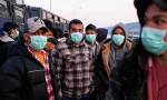 Yunanistan'da ikinci göçmen kampı karantinaya alındı