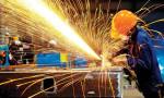 Sanayi üretimi yıllık yüzde 2 geriledi