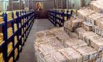 Merkez'in brüt döviz rezervleri 308 milyon dolar azaldı