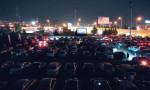 'Arabada sinema' etkinliği