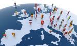 Euro Bölgesi yıllık enflasyonu %0,1'e geriledi