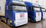 DEİK'ten Macaristan'a yardım konvoyu